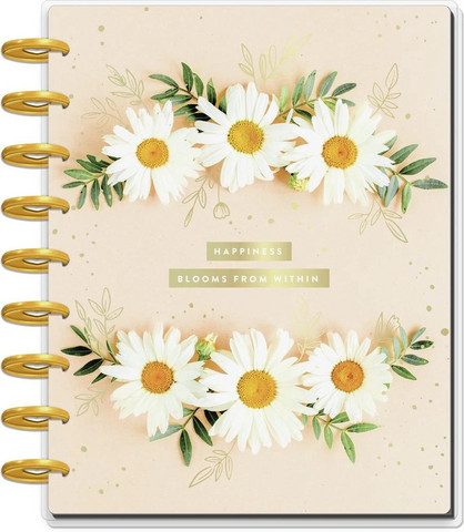 MAMBI - Classic Guided Journal, Pressed Florals