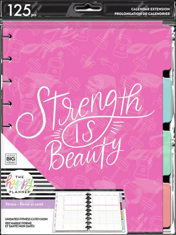 MAMBI - Strength is Beauty, CLASSIC, Lisäsivusetti