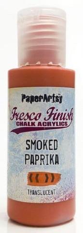 PaperArtsy - Fresco Finish, Akryylimaali, Smoked Paprika, 50ml