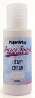 PaperArtsy - Fresco Finish, Akryylimaali, Heavy Cream, 50ml