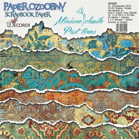 Decorer - Past Times, Paper Pack 12