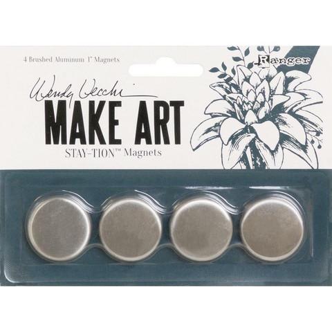 Wendy Vecchi - MAKE ART Stay-tion 1