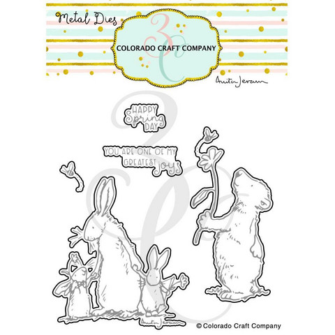 Colorado Craft Company - Happy Day!-By Anita Jeram, Stanssisetti