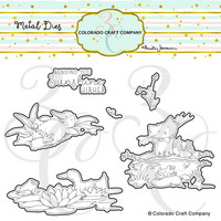 Colorado Craft Company - Pond Pampering-By Anita Jeram, Stanssisetti