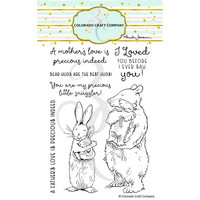 Colorado Craft Company - Snuggles-By Anita Jeram, Leimasetti