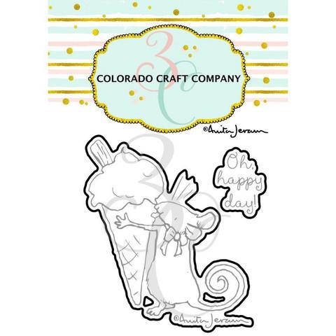Colorado Craft Company - Ice Cream Day Mini-By Anita Jeram, Stanssisetti