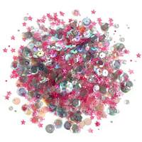 Lilac Lane - Paljettisetti, Glittering Galaxy