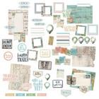 49 And Market - Vintage Artistry Anywhere Ephemera Bits, 70 osaa