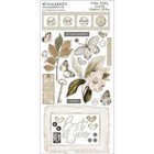 49 and Market - Vintage Artistry Essentials Chipboard Stickers 6