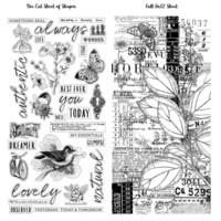 49 And Market - Vintage Artistry Essentials, Washi Tape, 2 arkkia