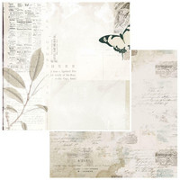 49 and Market - Vintage Artistry Essentials Double-Sided Cardstock 12