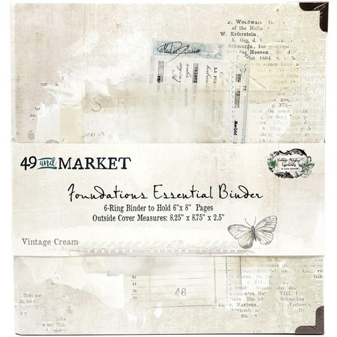 49 And Market - Foundations Essential Binder 6