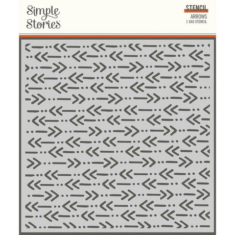 Simple Stories - Safe Travels, Sapluuna 6