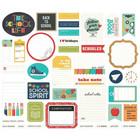 Simple Stories - School Life Journal Bits & Pieces, 39 osaa