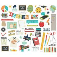 Simple Stories - School Life Bits & Pieces, 58 osaa