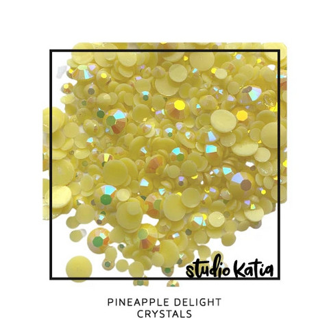 Studio Katia - Crystals, Pineapple Delight