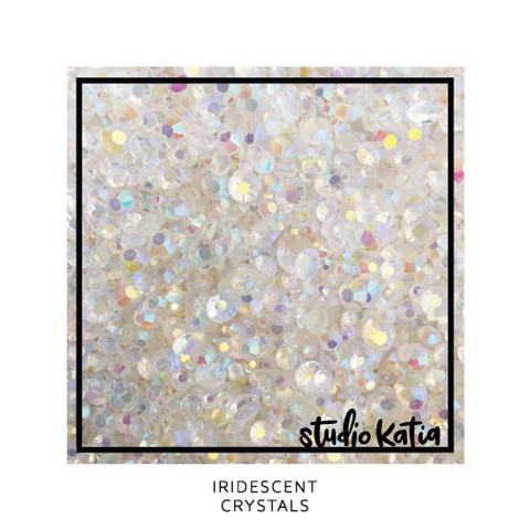 Studio Katia - Crystals, Iridescent