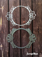The Scrapman - Lacy Frame, Stanssi