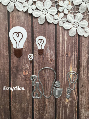 The Scrapman - Set Lamps, Stanssisetti