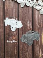 The Scrapman - Jeep, Stanssi