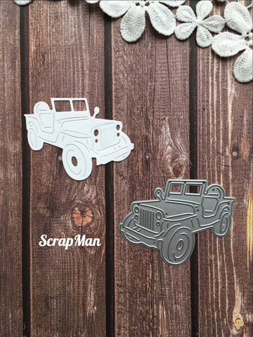 The Scrapman - Jeep, Stanssi