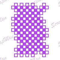 The Scrapman - Collage Squares, Stanssi