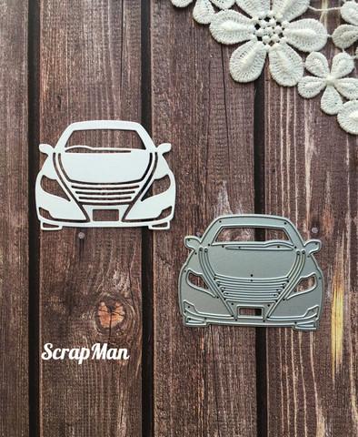 The Scrapman - Auto, Stanssi