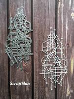 The Scrapman - Geometry 3, Stanssi
