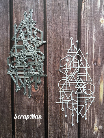 The Scrapman - Geometry 3, Stanssi