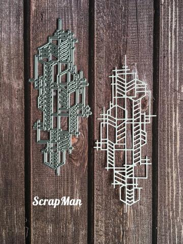 The Scrapman - Geometry 7, Stanssi