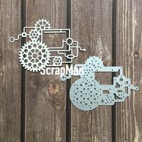 The Scrapman - Mechanica, Stanssi