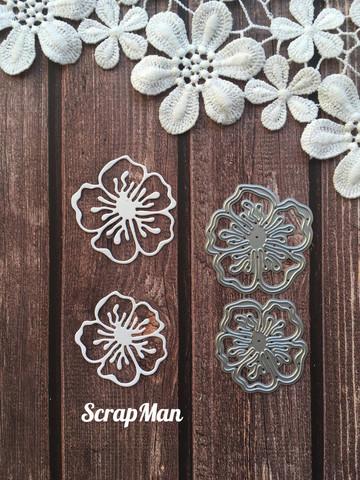 The Scrapman - Flowers 5, Stanssisetti