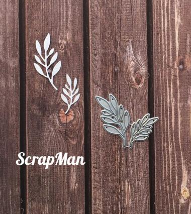 The Scrapman - Set Sprigs 2, Stanssisetti