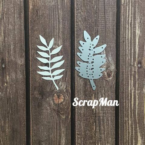 The Scrapman - Rowan Leaf, Stanssi