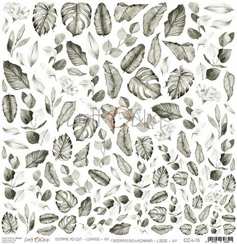 Craft O`Clock - Force of Gentleness, Leaves 12
