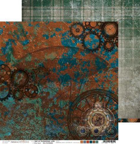 Craft O`Clock - Age of Technology, #6, 12