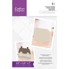 Crafter's Companion - Thatched Cottage Templates, Sapluuna