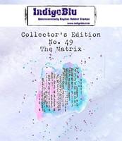 IndigoBlu - Collectors' Edition no.49, The Matrix, Leima