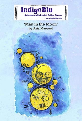 IndigoBlu - Man in the Moon by Asia, Leima