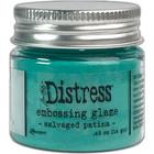 Tim Holtz - Distress Embossing Glaze, Salvaged Patina (T), 14g