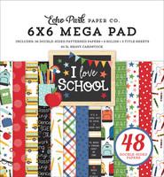 Echo Park - I Love School, Mega Pad 6