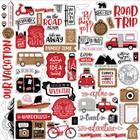 Echo Park - Let's Go Anywhere Element Sticker 12