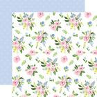 Carta Bella - Flora No. 4 Double-Sided Cardstock 12