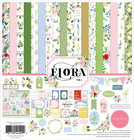 Carta Bella - Flora No. 4, Collection Kit 12