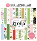 Carta Bella - Flora No. 4, Double-Sided Paper Pad 6