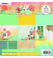 Studio Light - Say It With Flowers nr.162, Paperikko, 6
