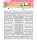 Studio Light - Embossing Folder & Cutting Die, Say It With Flowers nr.11