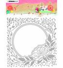 Studio Light - Embossing Folder & Cutting Die, Say it with flowers nr.12