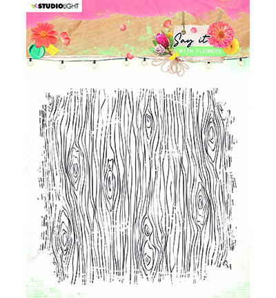 Studio Light - Say It With Flowers nr.529, Leima