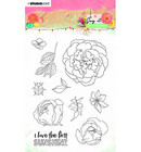 Studio Light - Say It With Flowers nr.527, Leimasetti